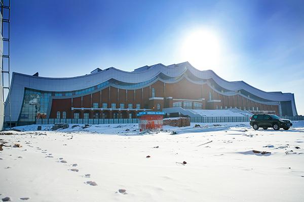 海拉尔冰上训练基地