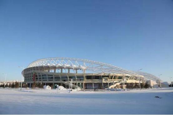 呼伦贝尔市体育场